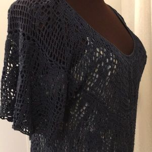 Free people lace top and free dress size small